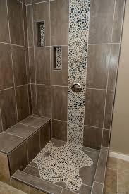 Flusskiesel Fliesen Innenarchitekturehrfa Rchtiges Badezimmer Mosaik