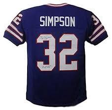 Oj Oj Jersey Simpson Simpson