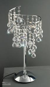 High Quality Swarovski Crystal Table Lamp
