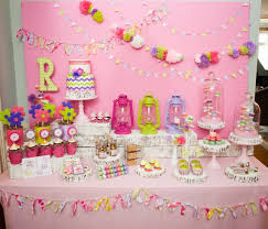 girl bday party themes