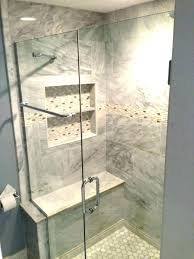 tile shower bench corner luxury seat ideas best bathrooms in nyc quick pitch system with and