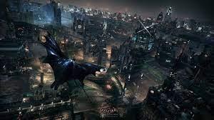 Gotham City Wallpapers on WallpaperDog