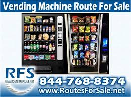 Most Profitable Vending Machines Inspiration Soda And Snack Vending Machine Route Oklahoma City OK Businesses