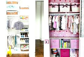 baby closet organizer s clothing dividers diy clothes