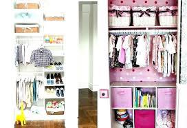 baby closet organizer s clothing dividers diy clothes