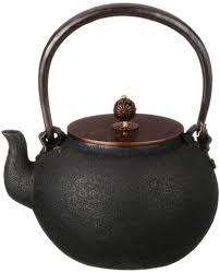 <b>Чайник заварочный чугунный 1,100</b> л МВ (28352) по цене 1 734 ...