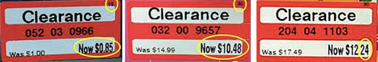 Image result for target clearance
