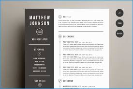 Creative Resume Templates Free Download For Microsoft Word Luxury
