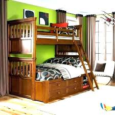 bunk bed with slide. Interesting With Wood Loft Bed With Slide Junior  Bunk  In Bunk Bed With Slide