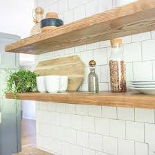 Building Floating Shelves Heavy Duty Adorable Want Heavyduty Floating Shelves Get The Howto General Crafts