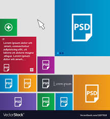 Web Design Icon Psd Psd Icon Sign Buttons Modern Interface Website