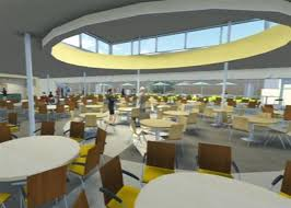 high school cafeteria. Lindbergh High School Cafeteria Rendering From Ittner Architects G