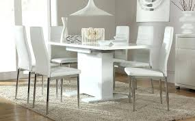 full size of vieux extending dining table 6 white chairs and hudson round with bewley slate