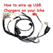 how to install a usb charger on to a motorcycle how to install a usb charger on to a motorcycle