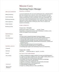 Director Of Marketing Resume Examples Best Business Writing Images ...
