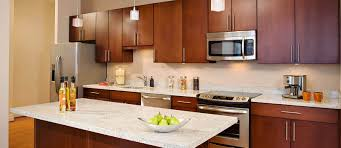 Merillat Kitchen Cabinets Features Residences On The Avenue Apartments Dc