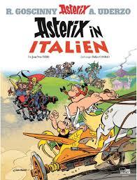 Rezension Comic Asterix In Italien Rumschreiber