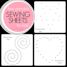 sewing machine practice sheets sewing sheets for kids u create