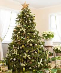 ... Credit image. green and gold christmas tree ...