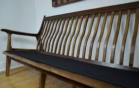 slat bench diy