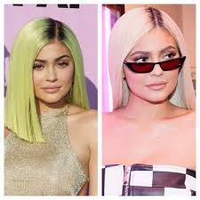 kylie jenner s beauty evolution best hair and makeup looks