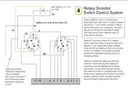 rotary switch wiring ewiring prs 5 way rotary switch wiring diagram diagrams database