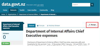 How Do I Add Or Update Our Chief Executive Expenses Data