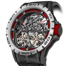 Knights Of Round Table Watch Creditable Wristwatch For Men Roger Dubuis Excalibur Knights Of