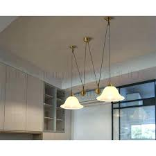 pull down light fixture pull down chandelier polished brass 2 light pull down pendant light fixture pulley shaped convert chandelier pull chain light