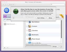 Iclouds Find My Mac Locates Your Mac With Find My Iphone