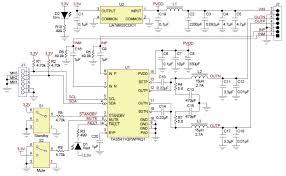 tas5411q1evm 8w @ 4�, class d mono digikey electronics Light Switch Wiring Diagram at 5411 Wiring Diagram