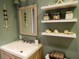 beach themed bathrooms for inspiration beach themed bathroom with knick knacks themodernbaker