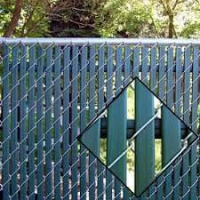 Beautiful Chain Link Fence Slats N In Decorating Ideas