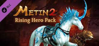 Metin2 Rising Hero Pack Appid 640200 Steam Database