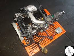 toyota diesel engine toyota 4runner 2 4l efi diesel turbo engine automatic rwd trans ecu jdm 2l te
