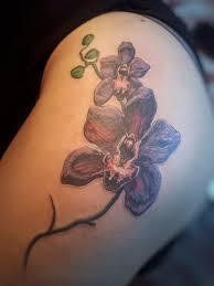 Tattoo Uploaded By Mars Tattoo Tattooart Flowers Flowerstattoo