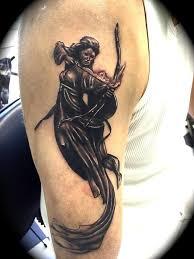 Tetování Na Ruku Střelec