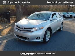 2013 Used Toyota Venza 4dr Wagon I4 FWD XLE at Honda of ...