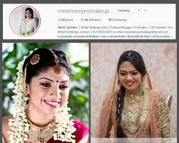 akr col 2 top 10 bridal makeup artists in chennai you should follow on