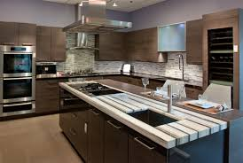 Kitchen Display Abt Custom Kitchen Galleries