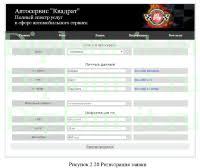diplom it ru Прикладная информатика темы дипломных работ Примеры выполненных дипломных работ по информатике и защите информации Разработка веб сайта для автосервиса диплом по разработке ЛВС