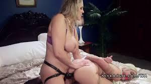 Bondage fem dom anal