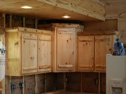 Pine Bathroom Cabinet Kitchen Cabinets Rustic Pine Quicuacom