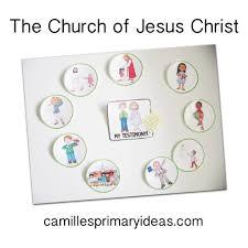 I Belong To The Church Of Jesus Christ Flip Chart The Church Of Jesus Christ Singing Time Ideas Lds