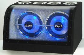 speakers in box. car audio speaker box image speakers in