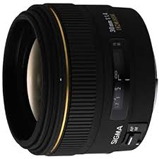 Sigma 30mm f/1.4 EX DC HSM Lens for Canon ... - Amazon.com