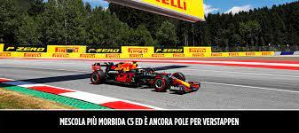 Gran Premio d'Austria 2021 – Sabato