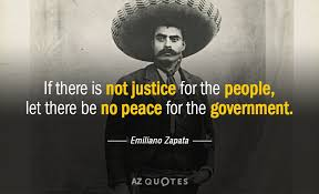Emiliano Zapata Quotes
