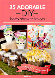 Sweet Treats For A Baby Shower