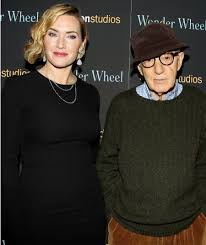 kate winslet thinks woody allen is a w on some level  kate winslet and woody allen